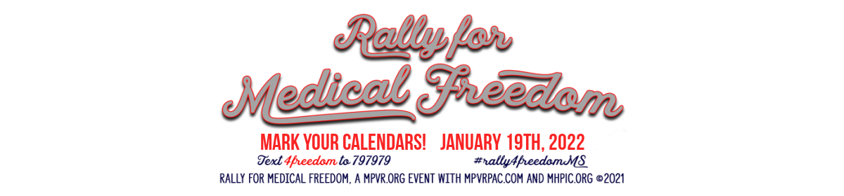 MS Rally For Medical Freedom